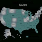 What Does Right To Work Mean?   Nrtwc With Regard To Map Of Right To Work States