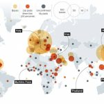 Where In The World Is The U.s. Military?   Politico Magazine Regarding United States Military Bases World Map