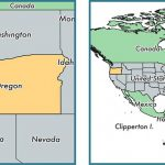 Where Is Oregon State? / Where Is Oregon Located In The World Pertaining To Is State Map