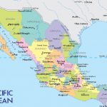 Where Not To Go In Mexico: The 16 Most Dangerous States For Map Of Mexico And Its States