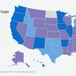 Where Same Sex Marriage Stands In The 50 States Pertaining To Gay Marriage By State Map 2014
