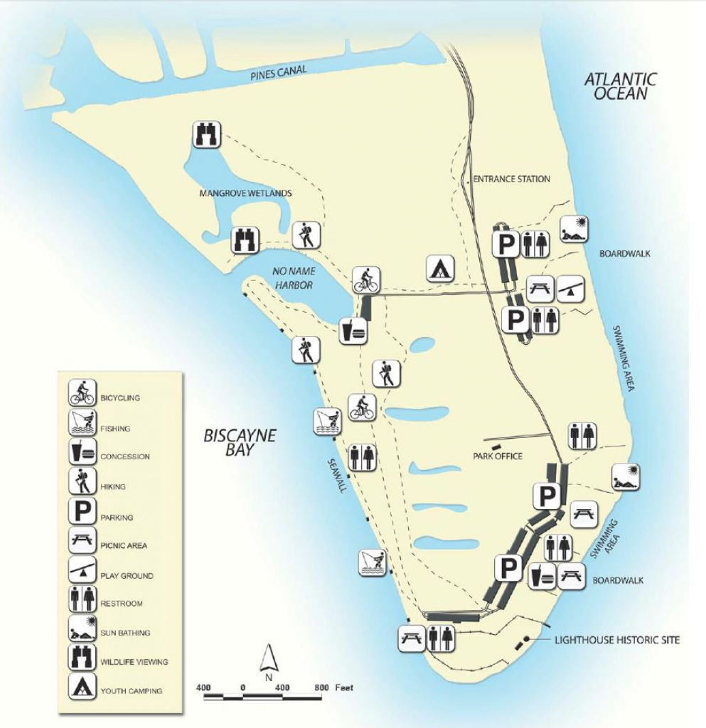 Where To Catch Fish In Miami Dade County Florida ~ National And intended for Florida State Parks Map
