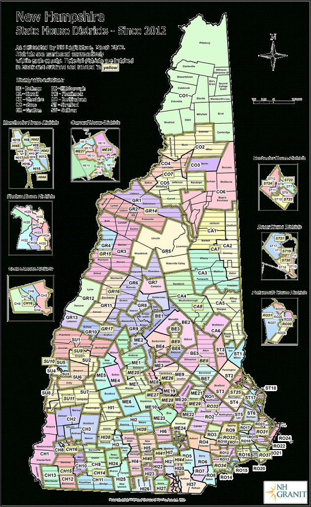 Who Are The Candidates In My District? - Committee To Elect House with Nh State Congressional Districts Map