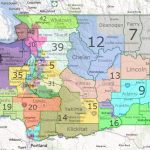 Why Creating House Districts Could Make The Washington State With Wa State Congressional Districts Map 2014