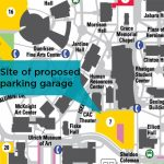 Wichita State University's $7.2 M Parking Garage Moving Forward | Kmuw With Wichita State Parking Map