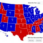Will 2016 Election Come Down To The Electoral Map? | Matzav Inside Map Of States Trump Won