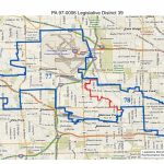 Will County Politics: Realigned Illinois State Legislative And State inside Illinois State Representative District Map