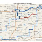 Will County Politics: Realigned Illinois State Legislative And State Throughout Illinois State Senate District Map