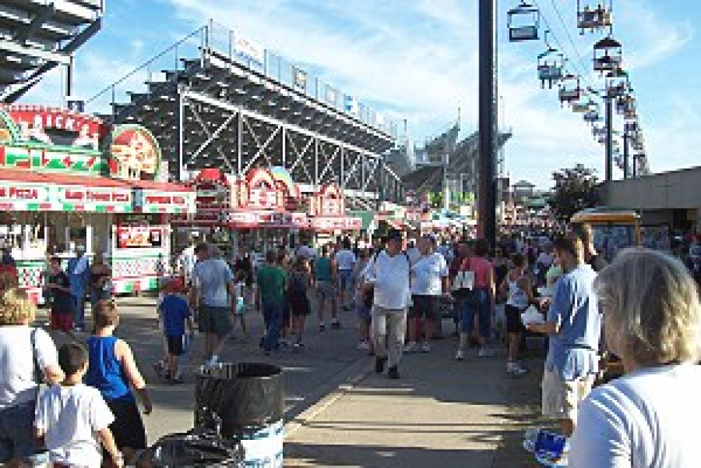 Wisconsin State Fair Park - Wikipedia intended for Wisconsin State Fair Grounds Map