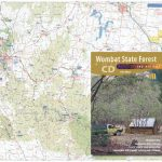 Wombat State Forest Cd Meridian   Maps   Books   Travel Guides   Buy Within Free Wombat State Forest Map
