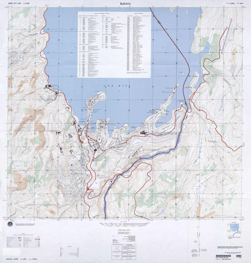World City Maps - Perry-Castañeda Map Collection - Ut Library Online with United States Defense Mapping Agency
