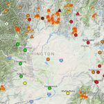 Worried About Wildfire Smoke? Here's How To Track Air Quality In In Smoke Map Washington State