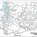 Wsdot  Digital Maps And Data Regarding Map Of Washington State Cities And Towns