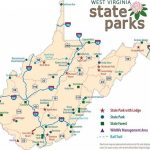 Wv State Map With Park Locations | Rv | Pinterest | State Parks Pertaining To West Virginia State Parks Map