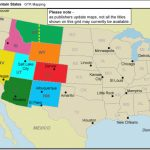 Wyoming Recreational Map | Stanfords Throughout Us Map Rocky Mountain States