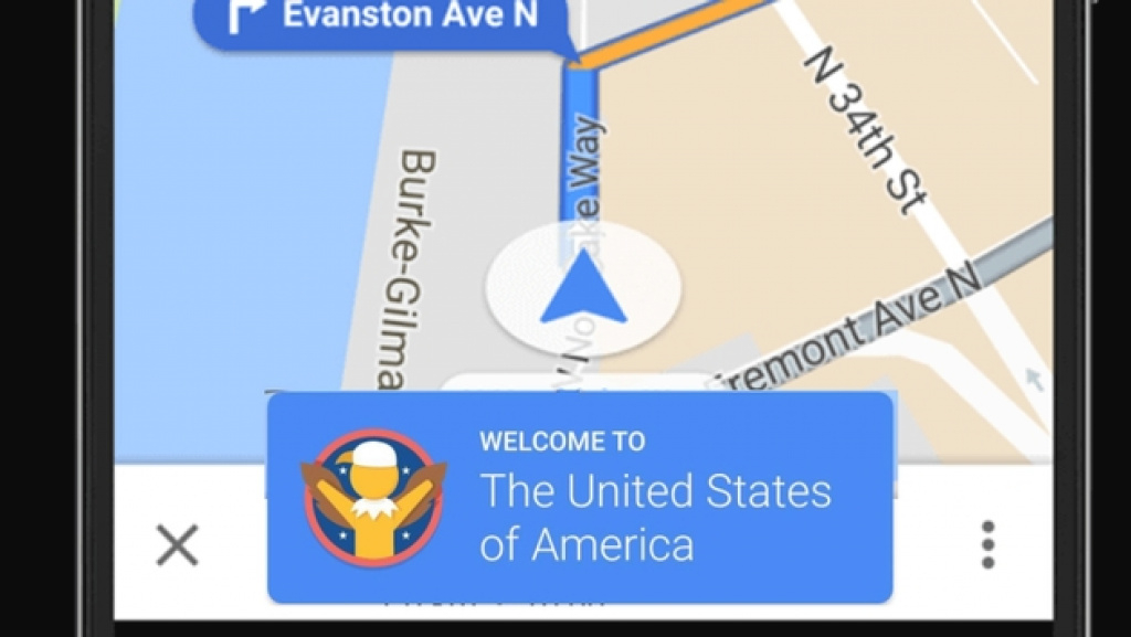 Your State's Biggest Stereotype, According To Google Maps | Travelpulse in Google Maps Welcome To State Icons