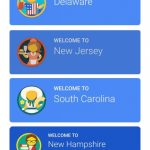 Your State's Biggest Stereotype, According To Google Maps   Travelpulse Inside Google Maps Welcome To State Icons